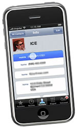 ICE for iPhone