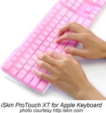 iSkin ProTouch XT for Apple Keyboard